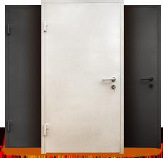 Хорошие двери - Противопожарные двери
