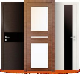 Хорошие двери - Двери из экошпона